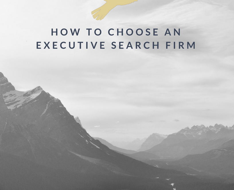 How to Choose an Executive Search Firm | 5-Star Executive Search Firm | Cowen Partners