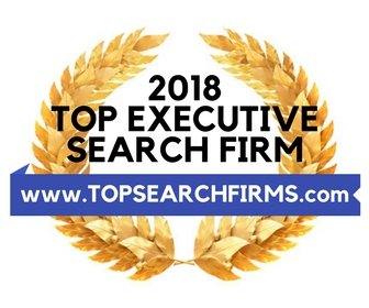 Top Executive Search Firm 2018