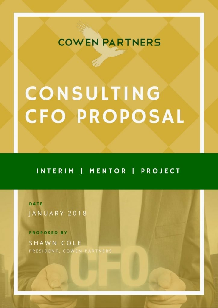 CFO Consulting in Seattle & Portland | Cowen Partners