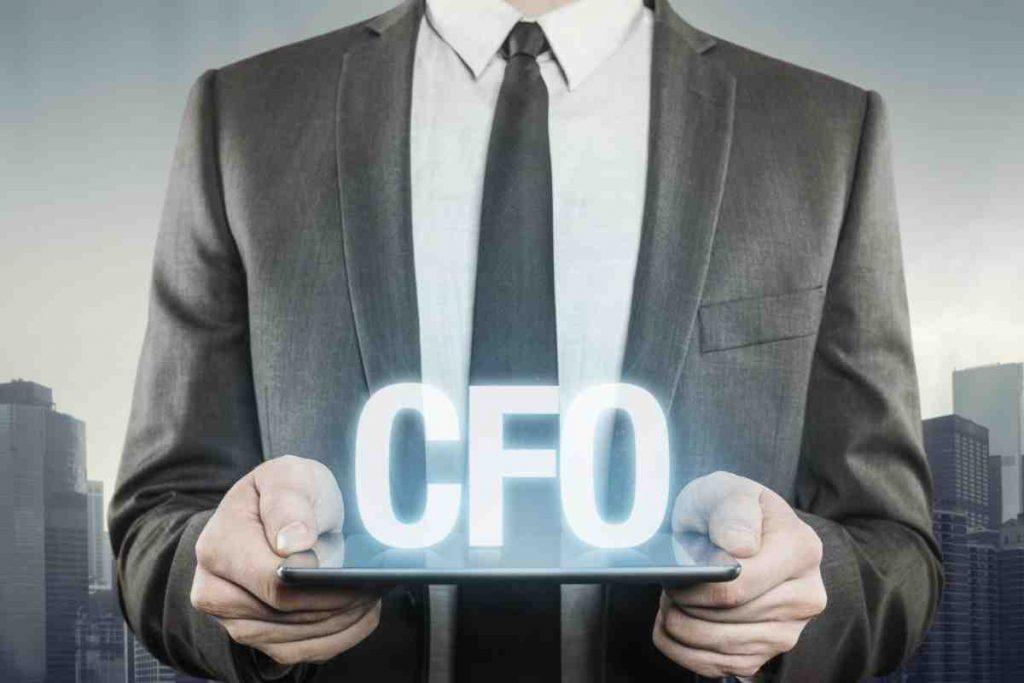 CFO search firm