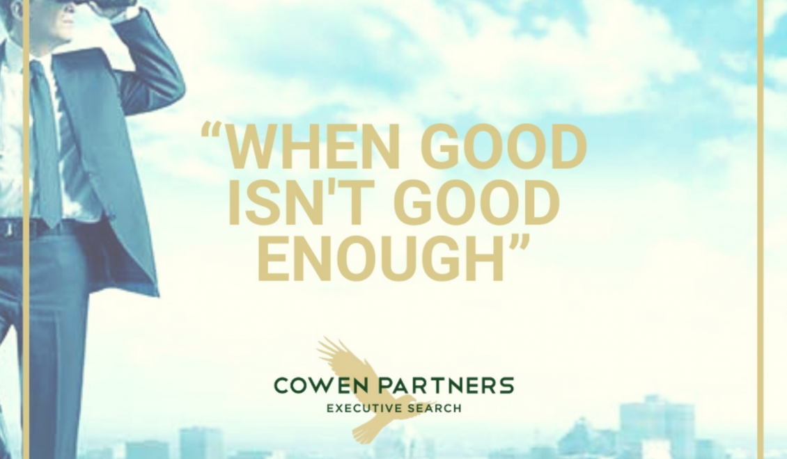 5-Star Executive Search Firm | Executive Headhunters | Cowen Partners